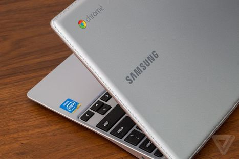 Chromebooks outsold Macs for the first time in the US | Technology | Scoop.it