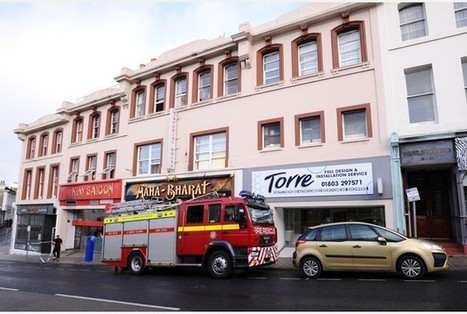 LATEST: Three restaurants and flats evacuated in Torquay fire - Torquay Herald Express | Duct Hygiene | Scoop.it