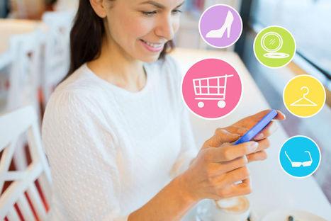 Le m-commerce représente 1 achat sur 4 en France [Etude] | marketing stratégique du web mobile | Scoop.it