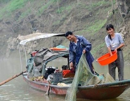 #Fishery resources in #Yangtze River #exhausted- China.org.cn | Now is the Time to Help our Oceans & it's Species ! | Scoop.it