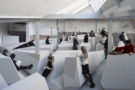 Standing desks are good, but would a standing office be even better? | The Future of HR | Scoop.it
