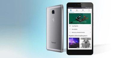Deezer partners with Huawei to pre-load music streaming app on new phones - Tech.eu   MUSIC:ENTER   Scoop.it
