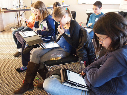Amidst a Mobile Revolution in Schools, Will Old Teaching Tactics Work? | Education Technology - theory & practice | Mobile (Post-PC) in Higher Education | Scoop.it