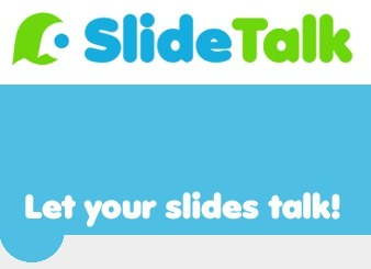 SlideTalk Gives Voice–Beautifully–To Your Pictures & PowerPoint Presentations | ks3humanities | Scoop.it