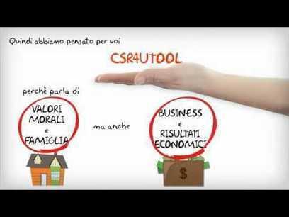 Sei sicuro che la tua azienda sia sostenibile? Csr4utool ti mette alla ... - Greenreport: economia ecologica e sviluppo sostenibile   Eticamente lifestyle, modelli alternativi, ricette   Scoop.it