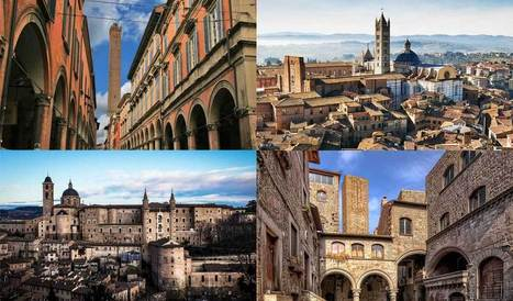 10 most underrated Cities in Central Italy | Italia Mia | Scoop.it