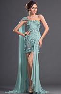 [EUR 399,99] eDressit 2013 S/S Fashion Show Fleurs A La Main Verte Robe de Cocktail Robe de Bal(F04130804) | Fashion Show | Scoop.it