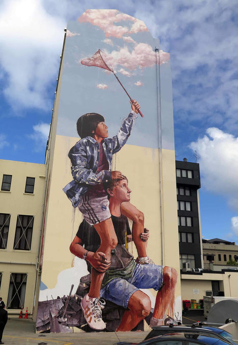 Powerful Street Art From Fintanmagee | picturescollections | Scoop.it