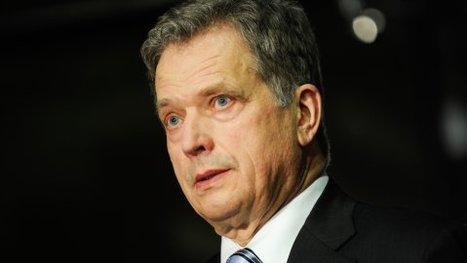 Niinistö to meet UN chief   Finland   Scoop.it