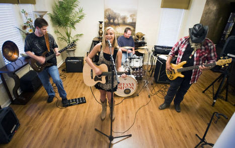 Singer-songwriter Tiffany Ashton stays true to herself - Winston-Salem Journal | 'Swiss Chocolate' is a song for great Roger Federer,his fans,tennis fans and you.Soon on youtube.Have a glorious day! | Scoop.it