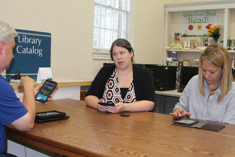 Digital Reading embraced by libraries to give users greater access to titles - Morganton News Herald | Ebook and Publishing | Scoop.it