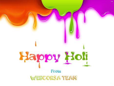 Happy Holi..   PHP Web development company india   Scoop.it