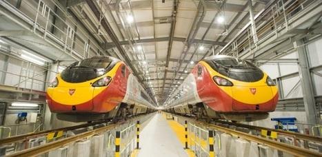 Alstom achève la révision des trains Pendolino aux Royaume-Uni   BelgianRailway   Scoop.it