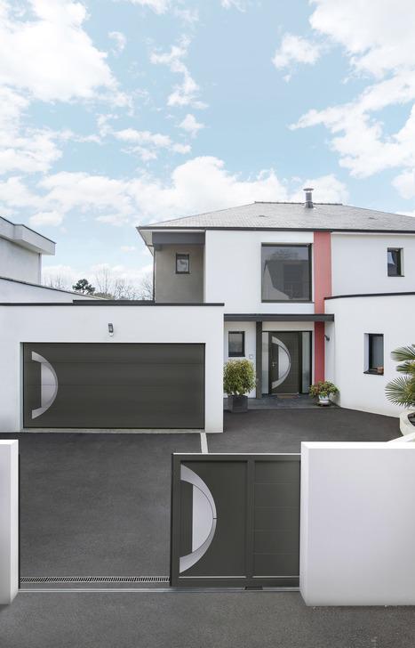 Après Horizal, les « Designs Accordés » Zilten s'ouvrent aux portes de garage Soprofen | COM4 | Scoop.it