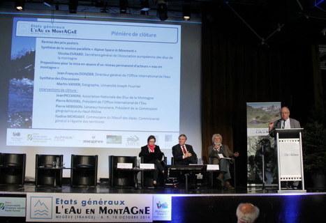 États généraux de l'eau en montagne : il faut agir !   Montagne, tourisme : actualités et innovations   Scoop.it