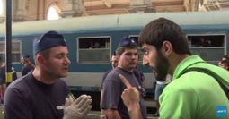 Hongrie : tranche de vie à la gare de Budapest | DECONSTRUIRE LES MYTHES | Scoop.it