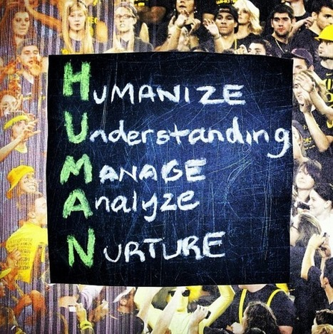 The H.U.M.A.N. in Human Resources | What's Neat In HR | Scoop.it