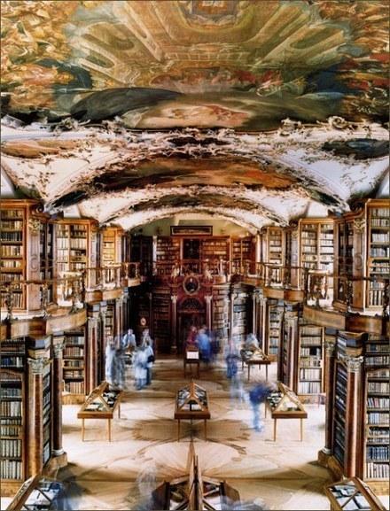 As fantásticas salas do conhecimento – Oficina de Livros | Blog | Litteris | Scoop.it