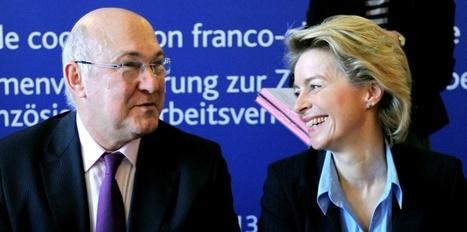 3 mesures franco-allemandes contre le chômage des jeunes | Dialogue Social | Scoop.it