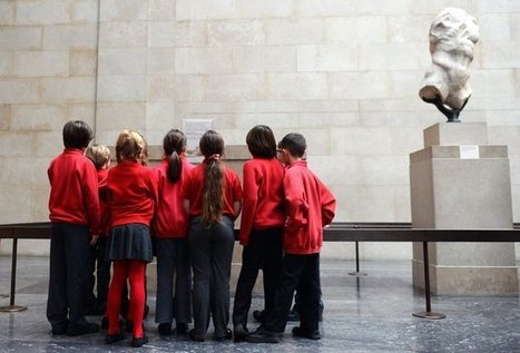 Greek Statue Travels Again, but Not to Greece | Elgin Marbles | Scoop.it