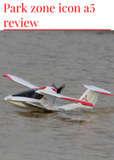 Park Zone Icon A5 Review | Hobbies | Scoop.it