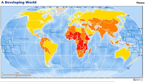 A Developing World | HCS Social Studies | Scoop.it