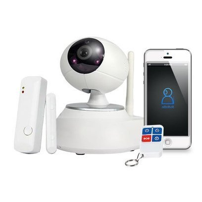 Full HD 1080p Smart Pan & Tilt Wi-Fi Camera | Intrusion & security information | Scoop.it