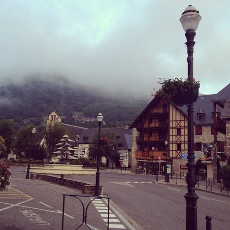 early morning in Saint Lary Soulan | Christian Portello | Scoop.it