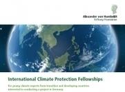 Becas Internacionales para la Protección del Clima Para jóvenes expertos de países en transición y en vías de desarrollo | Remote Sensing | Scoop.it