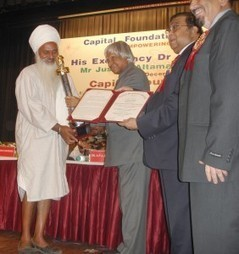 Pujab's Green Baba Honoured with 'Environment Protection Award ... | Sustainability in the Philadelphia Area | Scoop.it
