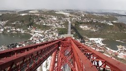 The Forth Bridge Experience - new visitor centre proposal   Sir William Arrol   Scoop.it