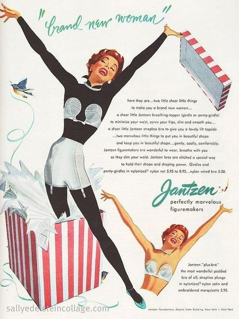 1950s - 20 Fabulous Ads From The Golden Era (Part 2) | Antiques & Vintage Collectibles | Scoop.it