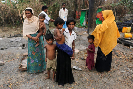 Myanmar's War on the Rohingya | Glopol Peace and Security | Scoop.it