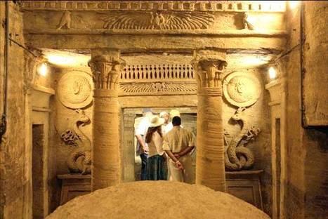 Ancient Egypt   Blue sky travel   Scoop.it