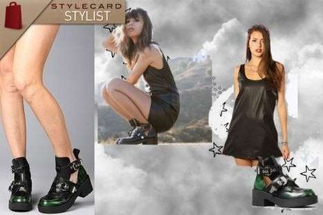 StyleCard Stylist: Cut-Out Boots | StyleCard Fashion Portal | StyleCard Fashion | Scoop.it