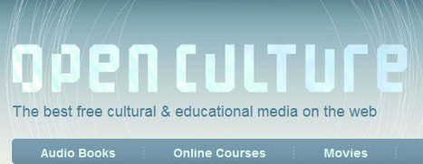 400 Free Online Courses from Top Universities | Open Culture | omnia mea mecum fero | Scoop.it