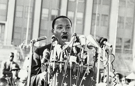 Why MLK's Dream Took on Poverty and War Along with Racism | Yes! Magazine | Martin Luther King Jr | Scoop.it