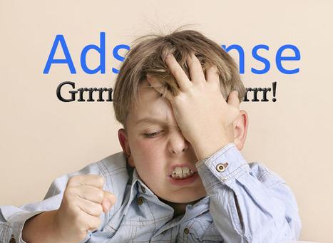 2 Dozen Reasons Your Adsense Application Keeps Getting Rejected | Internet Marketing & SEO | Scoop.it