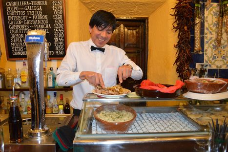 Madrid Food Tour: 5 Spanish Foods that Surprised Me   LGBT Destinations   Scoop.it