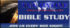 TNN Online: Wednesday Night Bible Study Podcast | Bible Technology | Scoop.it