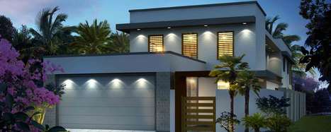 Small or Narrow Lot Homes | Brisbane Home Builders | SUPER HOME BUILDERS BRISBANE | Scoop.it