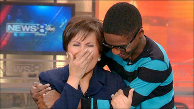 Wednesday's Child success story surprises Gloria Campos - WFAA | Success and Learning | Scoop.it
