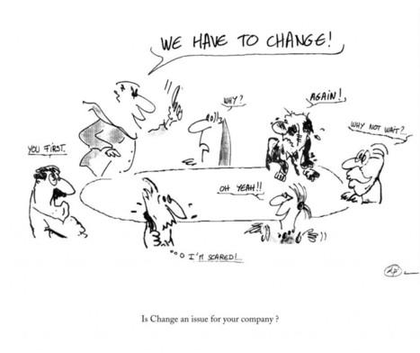 A Change Audit Reveals Blind Spots in Failing Change Initiatives | Change Management Resources | Scoop.it
