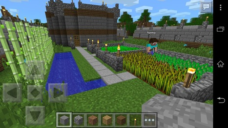 Examining Minecraft's Appeal | Personal Learning Network | Scoop.it