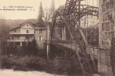 Le centre d'acceuil de Pont-de-Manne | Archives  de la Shoah | Scoop.it