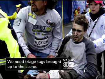 Chilling Audio From Immediate Aftermath Of Boston Bombings Released - CBS New York | Terrorism | Scoop.it