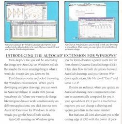 AutoCAD et Windows, la toute première fois | Blog CAO | CAD | Scoop.it