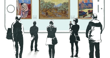 How museums learned to stop worrying and love the digital world | Adult learning | Scoop.it