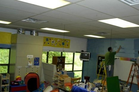 School custodian spurs redesign of autism classroom in Lambertville | Autism & Special Needs | Scoop.it