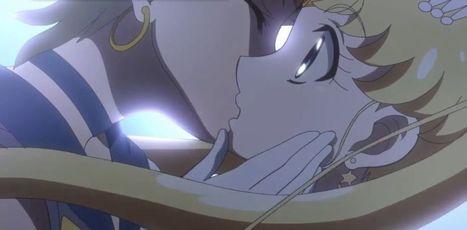 I Dieci peggiori commenti sul bacio lesbo tra Uranus e Sailor Moon / Orgoglio Nerd | Appunti | Scoop.it